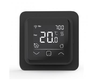 ERGERT FLOOR CONTROL 360 Wi-Fi BLACK - программируемый wifi-терморегулятор