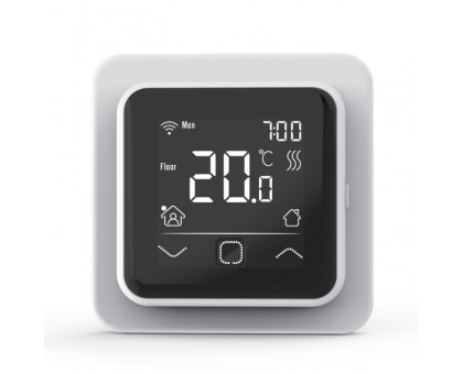 ERGERT FLOOR CONTROL 360 WHITE - программируемый терморегулятор