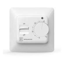 ERGERT FLOOR CONTROL 110 WHITE