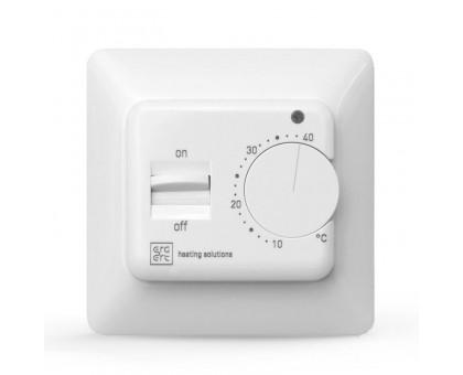 ERGERT FLOOR CONTROL 110 WHITE - механический терморегулятор